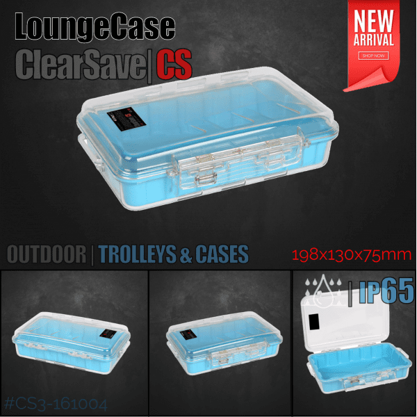 LOUNGECASE Clearsave | CS 3