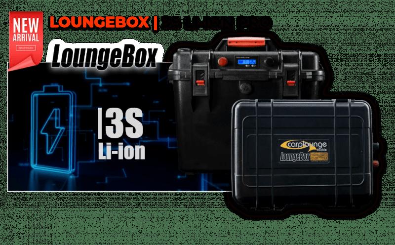 LOUNGEBOX 3S LI-ION PRO