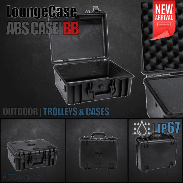 LOUNGECASE ABS CASE |BB