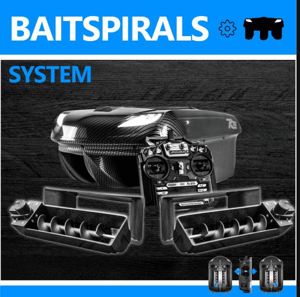 BaitSpiral Futterschnecken System