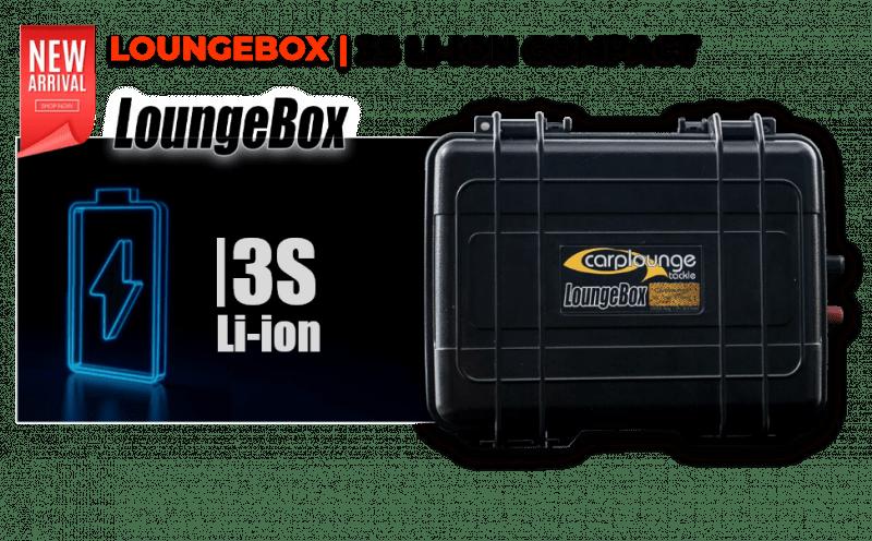 LOUNGEBOX 3S LI-ION COMPACT