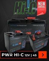 New: PWR HI-C