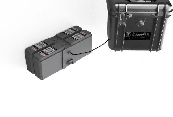12V Adapter Kabel for SMART Hub