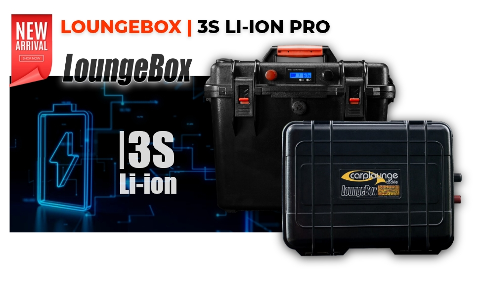 3S LoungeBox Pro
