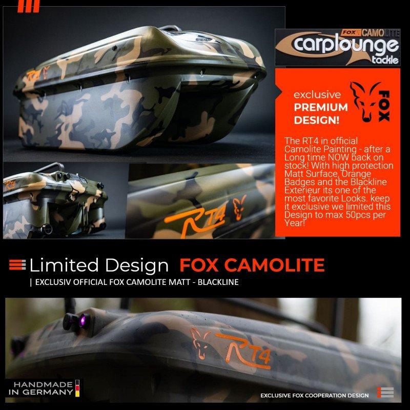 FOX CAMOLITE DESIGN -LIMITED EDITION