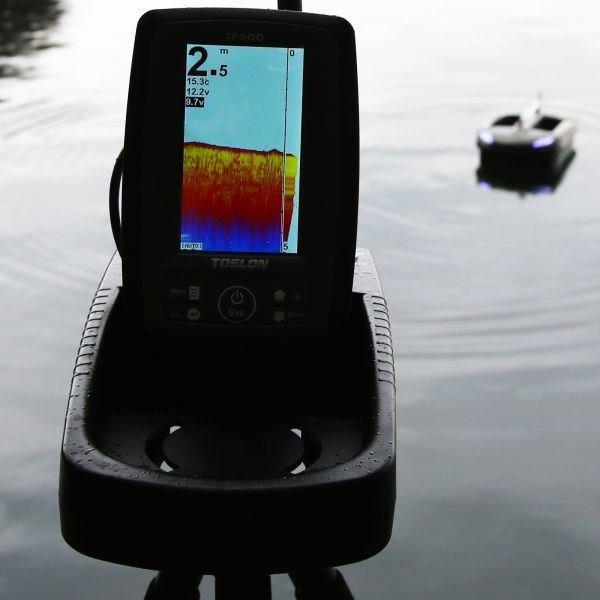 Toslon TF500 Color Fishfinder ( A-Ware)