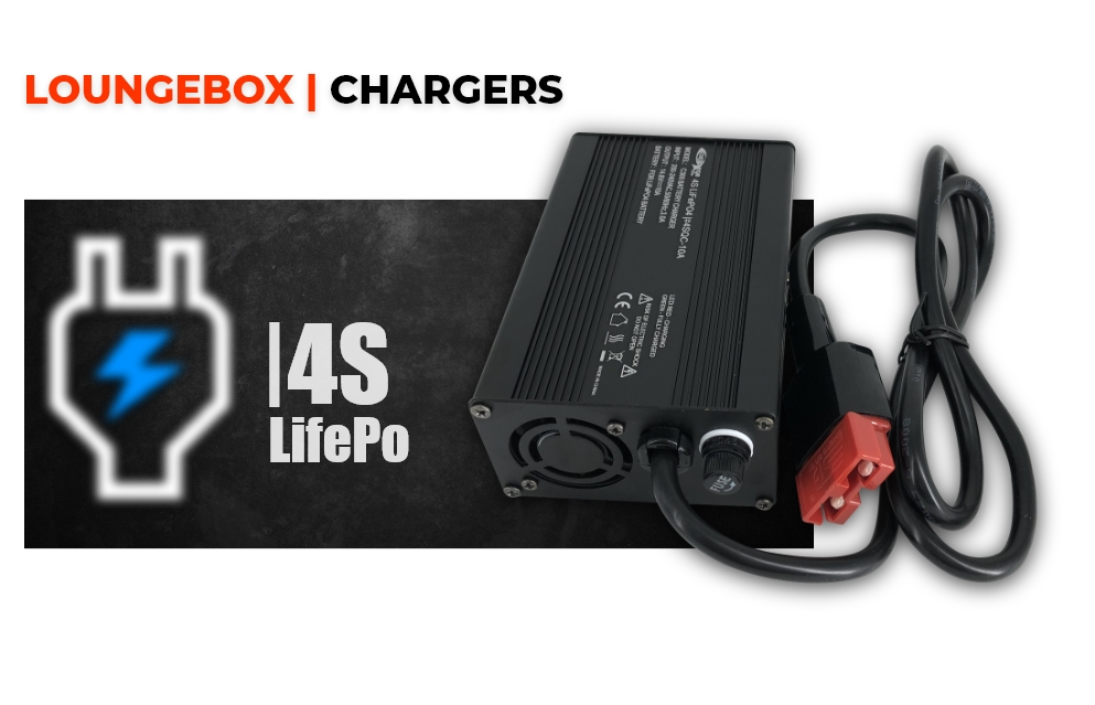 4S LoungeBox Charger