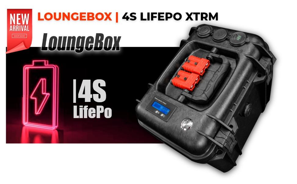 4S LoungeBox XTRM