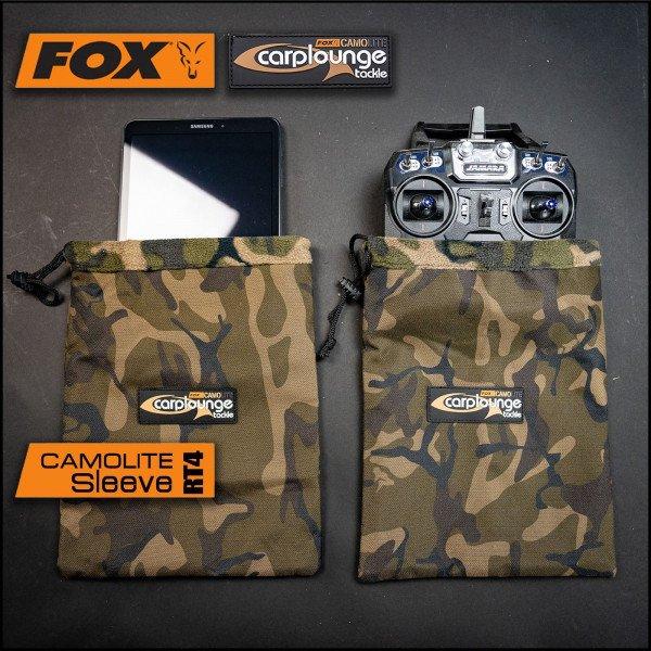 Fox Camolite Tablet & Remote Sleeve