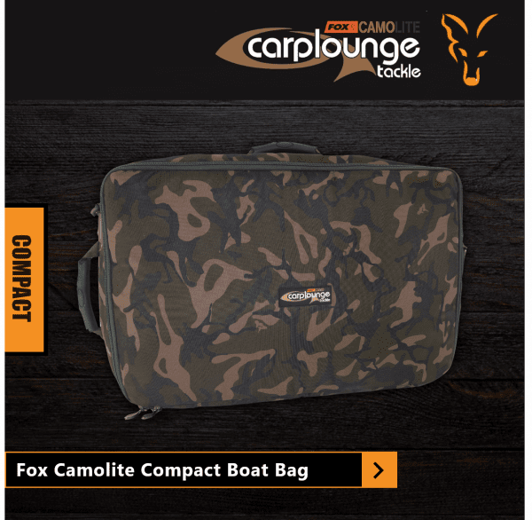 Fox Camolite Compact Boat Bag