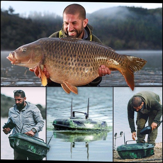 Ali Hamidi Lac de Cassien Monstercarp