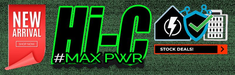 HI-C MAX POWER
