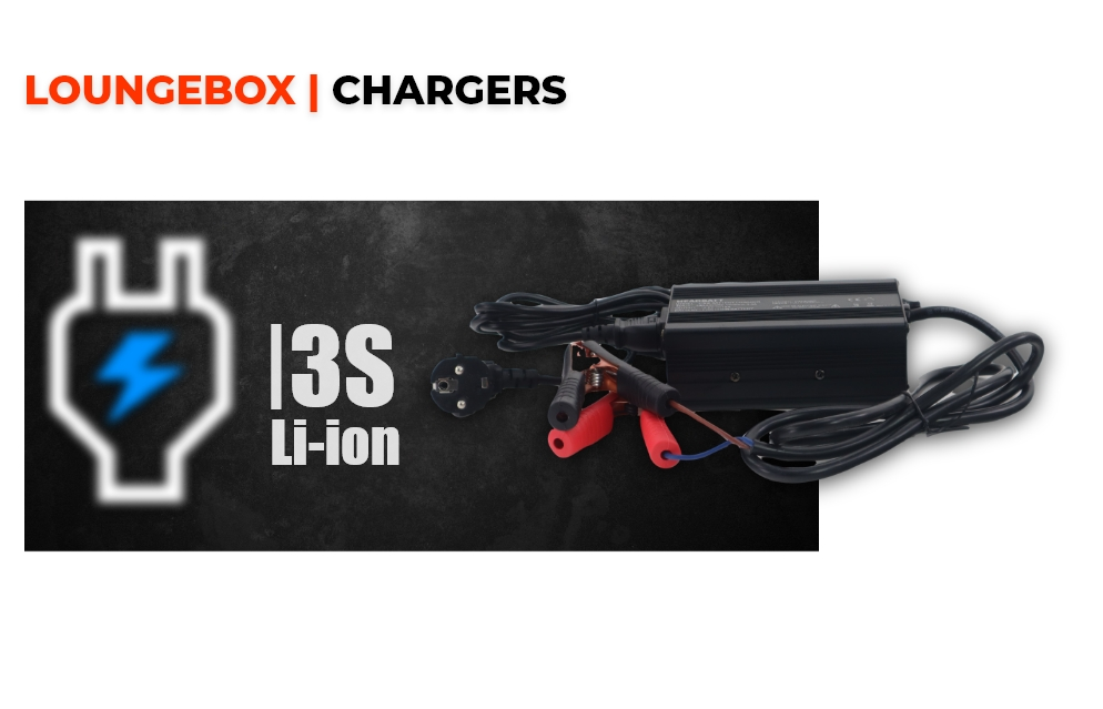 3S LiIon Charger